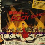 "Billboard art for ""Invasion of the Body Snatchers"""